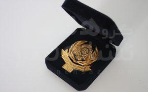 شیلد نیروی انتظامی