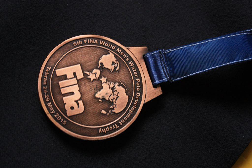 مدال ریخته گری